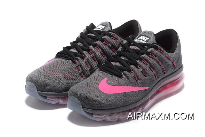 quality design 3ca68 e6419 ... new zealand women for sale nike air max 2016 grey pink black 610dc a25ab