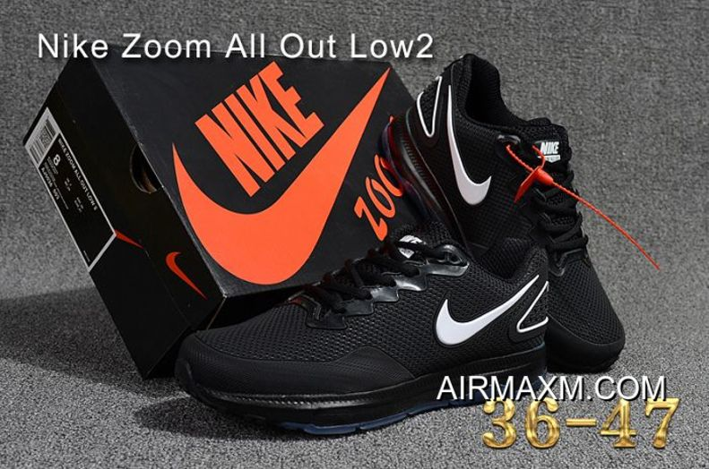 13b832ce3b Men Nike Zoom All Out Low Running Shoes KPU SKU:163207-269 New Release