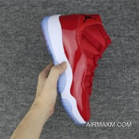 Men Basketball Shoes Air Jordan XI Retro SKU:173515-389 Latest