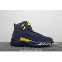 Authentic Men Basketball Shoes Air Jordan XII Retro SKU:53253-352