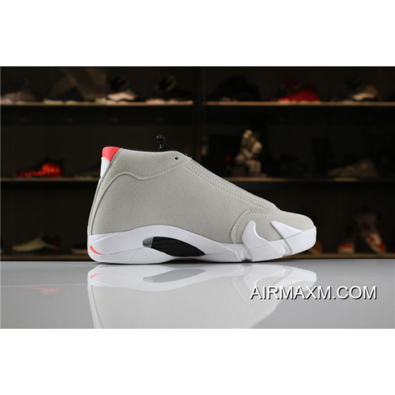 6d966a114a2b ... Where To Buy Air Jordan 14 Retro Desert Sand Black-White-Infrared 23 ...