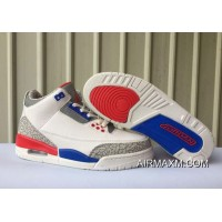 Buy Now Men Basketball Shoes Air Jordan III Retro SKU:47255-314