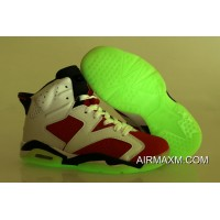 Men Air Jordan VI Luminous Sole SKU:60281-241 Big Deals