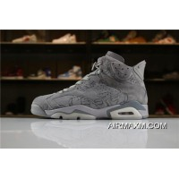 "KAWS X Air Jordan 6 ""DIY"" Personal Tailor Cool Grey Where To Buy"