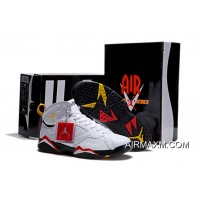 Mens Air Jordan VII Retro SKU:46080-205 Discount
