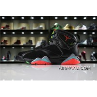 "Buy Now New Air Jordan 7 ""Marvin The Martian"" Men's And Women's Size Shoes"