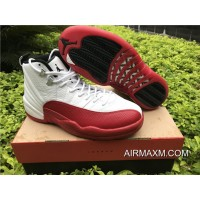 Authentic Men Air Jordan 12 Rising Sun