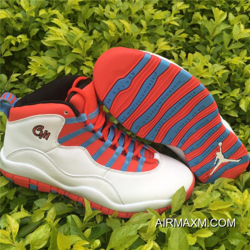 a7f24fcbd7e Discount Men Air Jordan 10 Chicago, Price: $109.51 - Nike air max ...