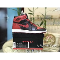 New Year Deals Men Air Jordan 1 Banned High