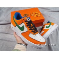 Men Nike Air Force 1 Dragon Ball Free Shipping