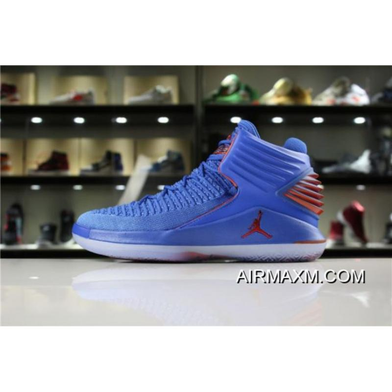 "dc354903f8fc62 Top Deals Men s Size Air Jordan 32 XXXII ""Russell Westbrook"" Why Not In OKC  ..."