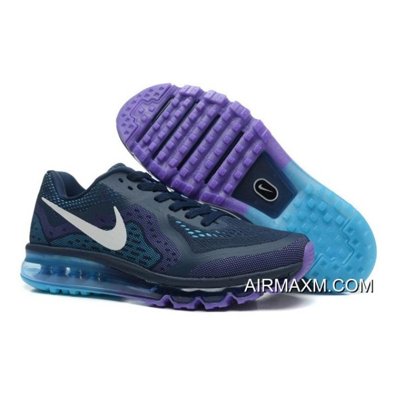 Big Deals Air Max 2014 Black Purple White ...