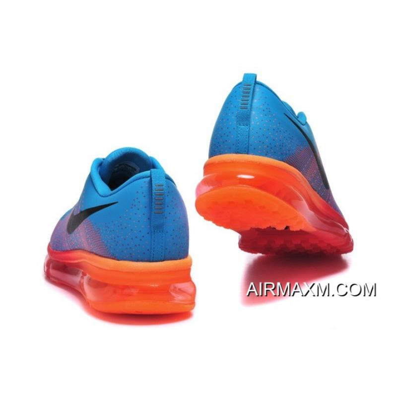 promo code deee1 dd342 ... where to buy top deals flyknit air max 2014 blue red orange black 07f4f  b7ebc