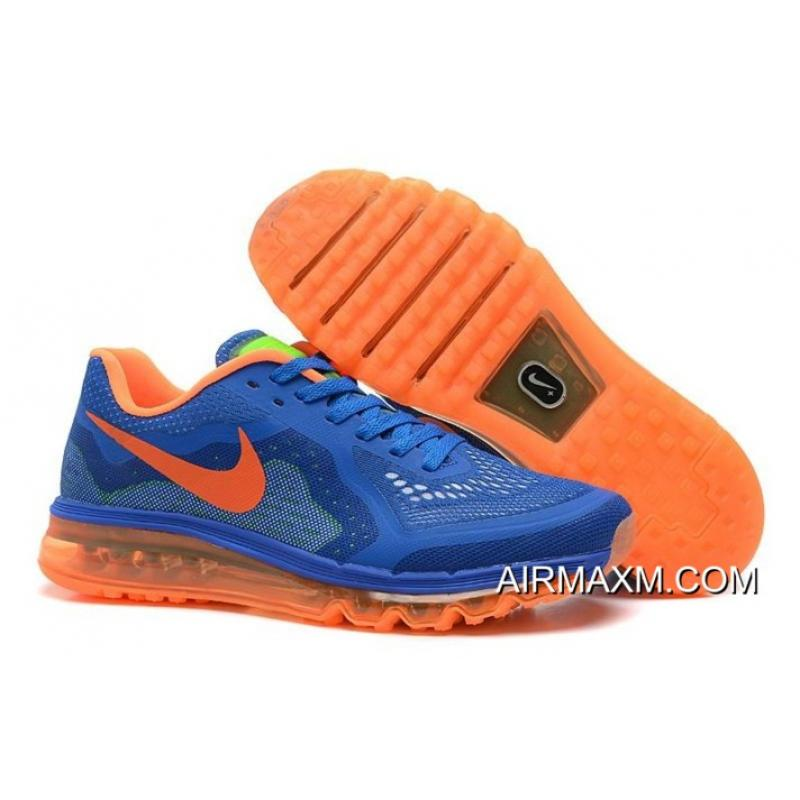 new styles ad63c 00dec Orange Blue Air Max Discount ...