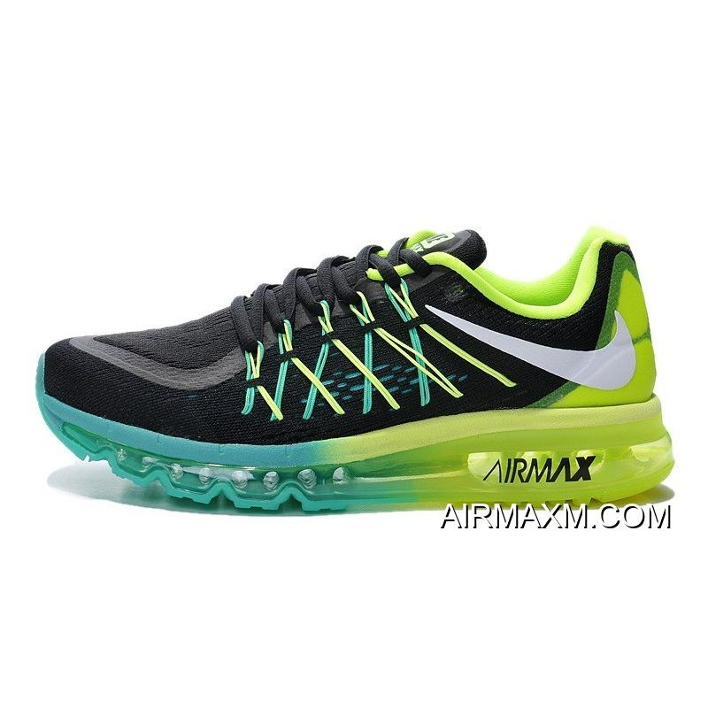 promo code 17447 fb005 ... silver shoes brand new airmax max2015 maxes size 40 45 ladies running  shoes kids running shoes from roshe 1d4df f8fea  usa authentic air max 2015  black ...
