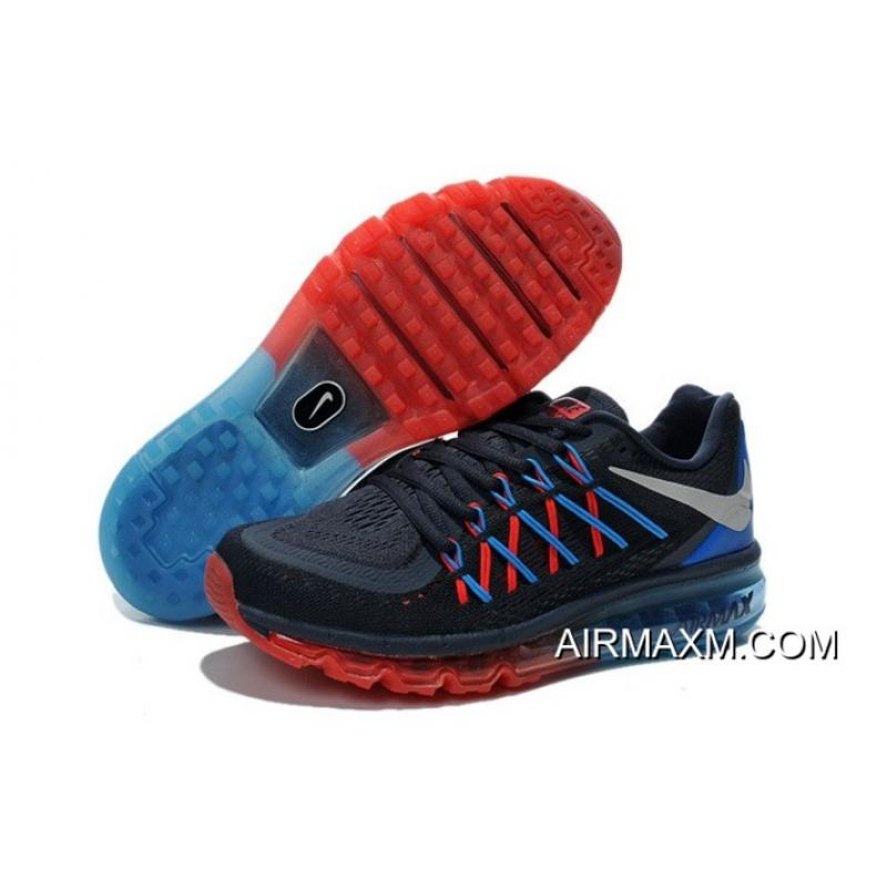 check out 03e6b ea641 Air Max 2015 Fire Red Blue Black Grey Where To Buy ...