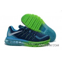 Air Max 2015 Flyknit Green Blue Where To Buy