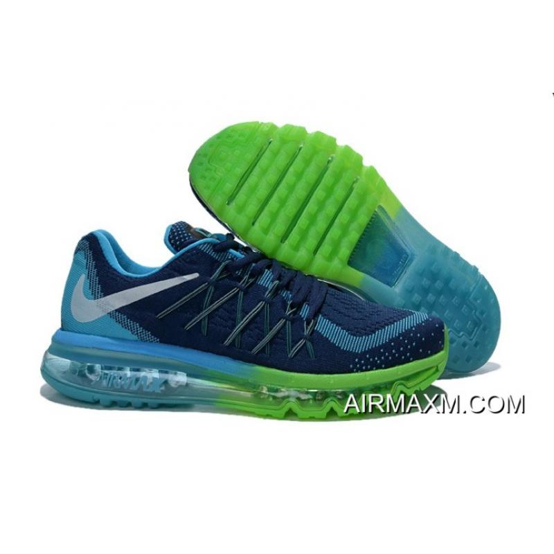 los angeles 2e493 8a561 ... discount air max 2015 flyknit green blue where to buy 2bd6a 961a1