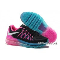 For Sale Air Max 2015 Women Pink Black Blue Shoes