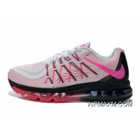Air Max 2015 Women Pink White Red Black Where To Buy