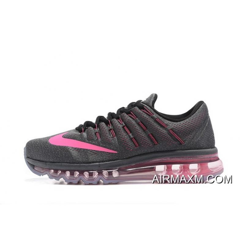 62ba293c99 Women For Sale Nike Air Max 2016 Grey Pink Black, Price: $69.03 ...