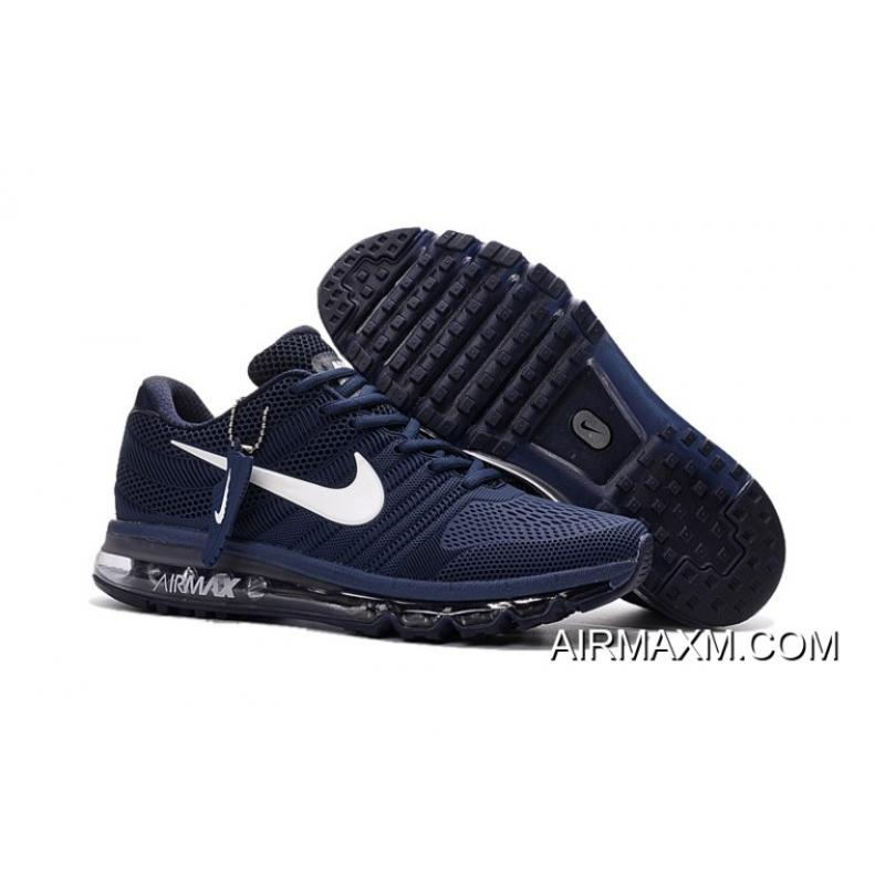 new product cbfdb 7bdad ... low cost air max 2017 black navy blue white where to buy 4a974 9a78f