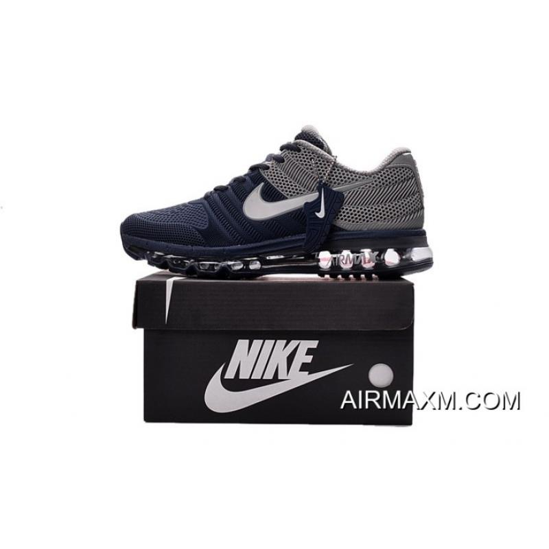 2f3eb1afc8 Air Max 2017 Navy Blue Grey Authentic, Price: $78.84 - Nike air max ...