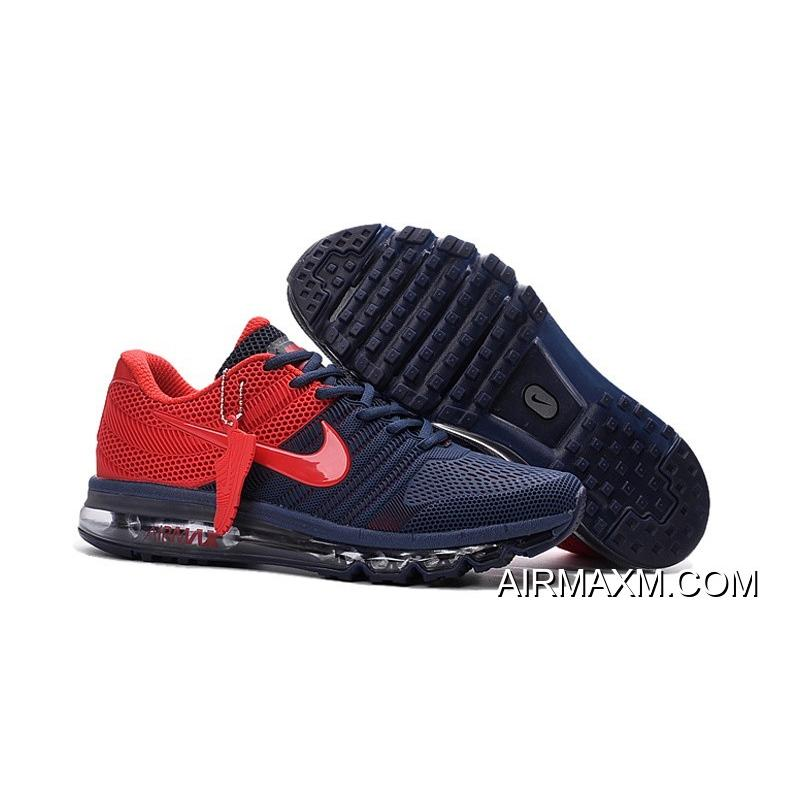 RedPrice67 09 Nike 2017 Air Max Super Deals Navy Blue 9H2WEDIY