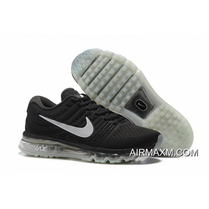 best service ca469 e098a Nike Air Max 2017 Men Black White Online