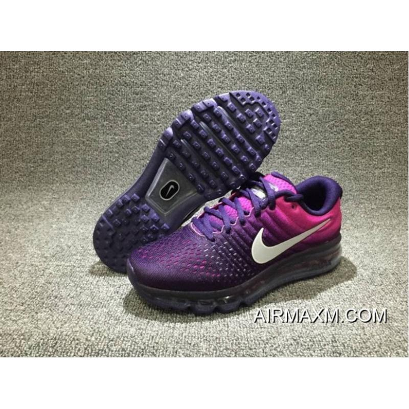 nike air max 2017 womens black