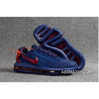 Nike Air Max 2019 20 PSI Navy Blue Red Top Deals