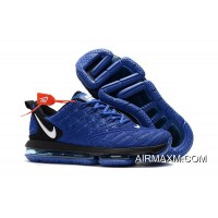 Nike Air Max 2019 Blue White Black Outlet