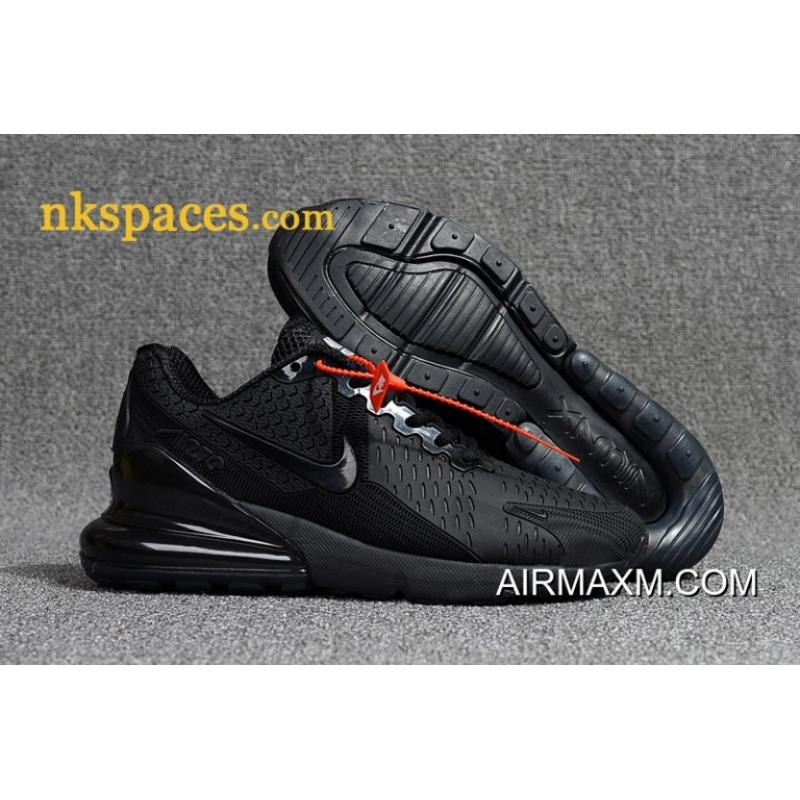 air max 270 men black