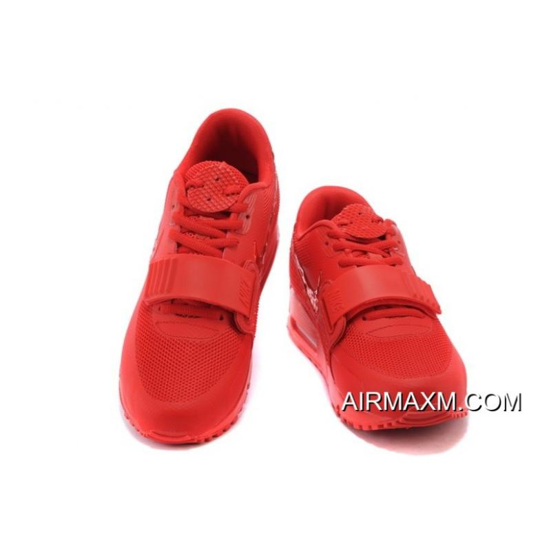 0a16ad0a56f official store nikeid yeezy spotlight air max 90 hyperfuse solar red 7445f  dddd1  coupon code free shipping nike air max 90 air yeezy 2 sp all red  26e2a ...
