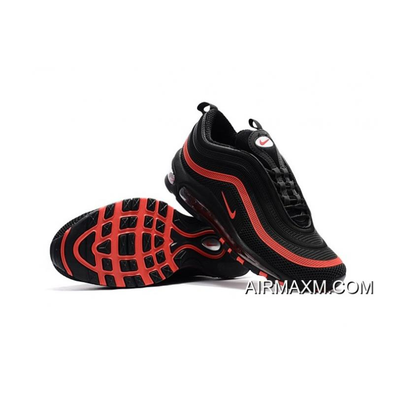 new product d3c9e a037c ... official store for sale nike air max 97 kpu black red c667d dcdab