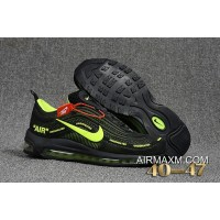 Online Nike Air Max 97 Undefeated KPU Black Green