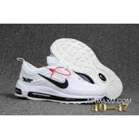 New Release Nike Air Max 97 Undefeated KPU Black White