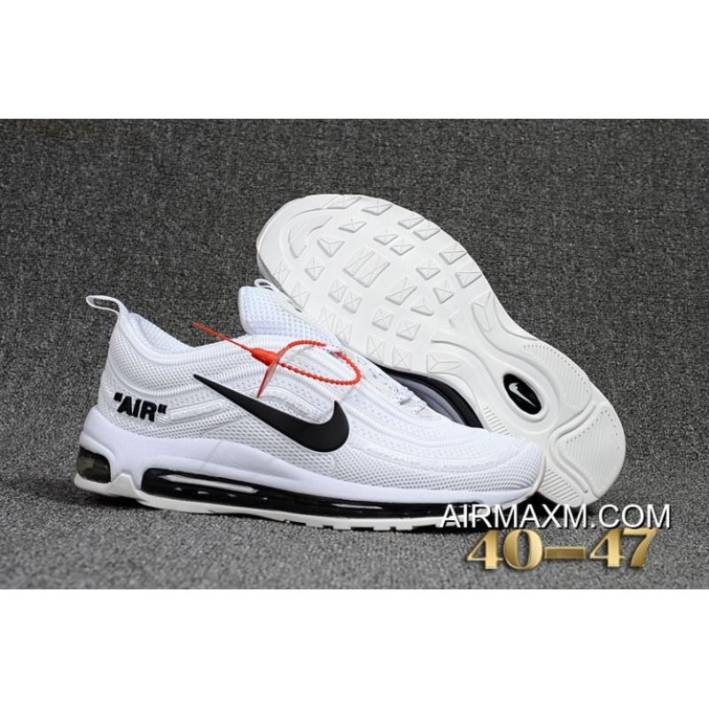 da4297888c9b New Release Nike Air Max 97 Undefeated KPU Black White ...