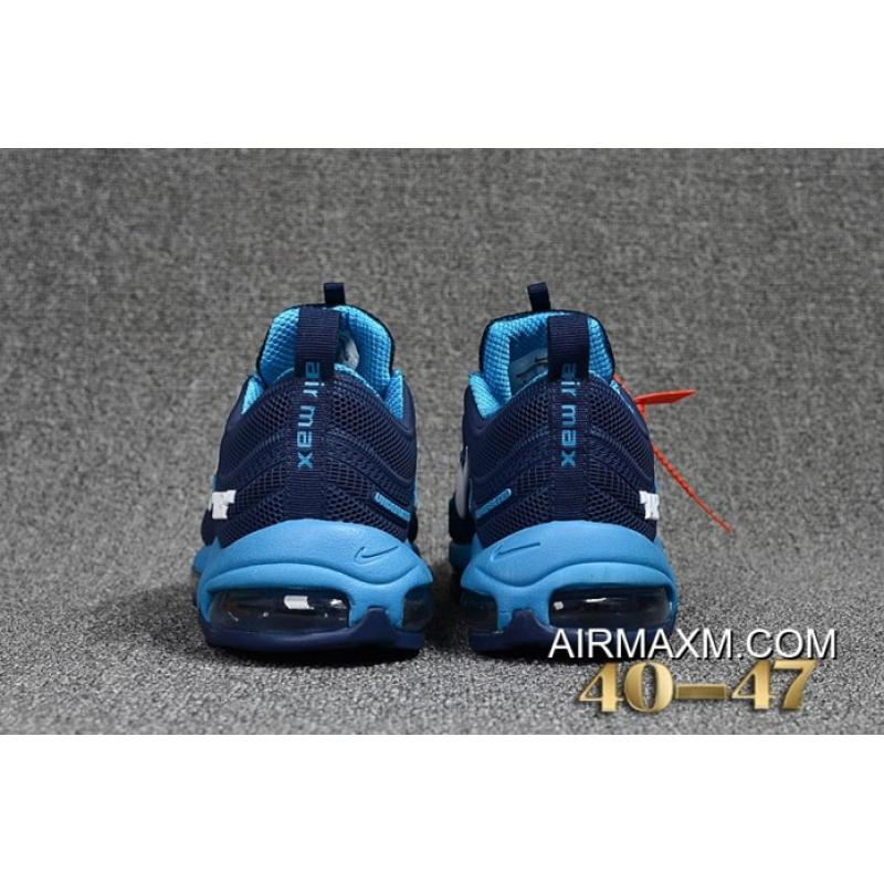 28ec6d6df5 ... Nike Air Max 97 Undefeated KPU Navy Blue Light Blue Free Shipping ...