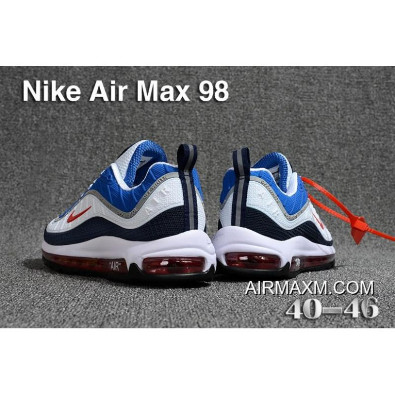 Nike Air Max '98 GreyVarsity Royal | Justin Telfer | Flickr