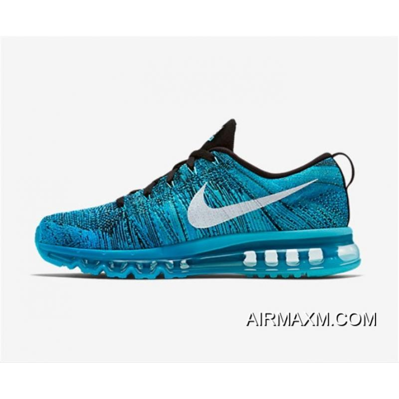db8e8b128ef9 Best Flyknit AirMax Blue Black Grey ...