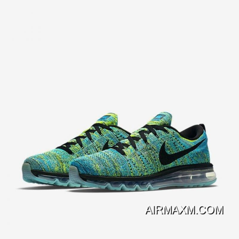 timeless design 00181 5518f Flyknit AirMax Green Blue Black Grey Big Deals, Price: $70.00 - Nike ...