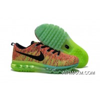 Flyknits Air Max Green Black Brown Big Deals