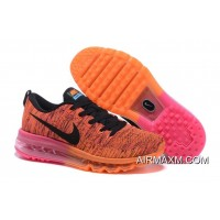 Orange Purple Black Flyknit Air Max Where To Buy