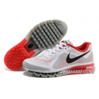 Online Men Nike Air Max 2014 Running Shoe SKU:145655-214