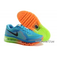 Outlet Women Nike Air Max 2014 Running Shoe SKU:77812-236