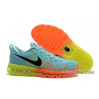 Where To Buy Men Nike Flyknit Air Max SKU:5627-257