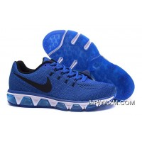 New Style Nike Air Max Tailwind 8 Black Blue White
