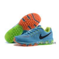 Outlet Nike Air Max Tailwind 8 Orange Blue Green Black