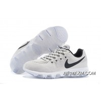 Nike Air Max Tailwind 8 White Grey Black Authentic